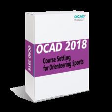 OCAD 2018 COURSE SETTING (подписка на 1 год)