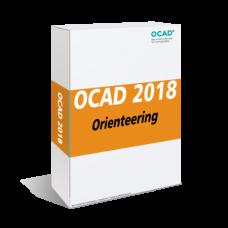 OCAD 2018 ORIENTEERING (подписка на 1 год)