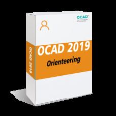 OCAD 2019 ORIENTEERING (подписка на 1 год)