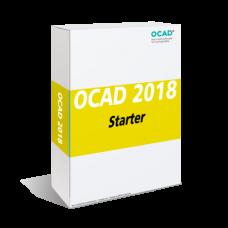 OCAD 2018 STARTER (подписка на 1 год)