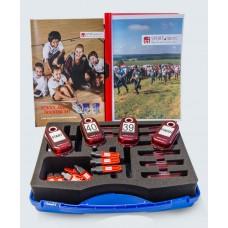 Комплект SPORTident School and Training Set (SI-Card8, BSF8-DB, Набор для печати)