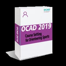 OCAD 2019 COURSE SETTING (подписка на 1 год)
