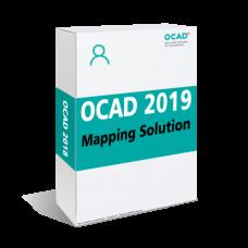 OCAD 2019 MAPPING SOLUTION (подписка на 1 год)